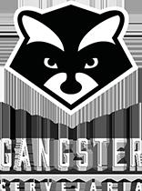 Logo Gangster Cervejaria.